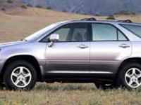 RX 300 trim. Alloy Wheels, newCarTestDrive.com explains