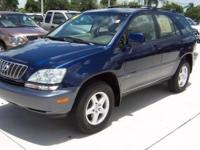 2001 Lexus RX 300. AWD and Ivory Leather. Odds and ends