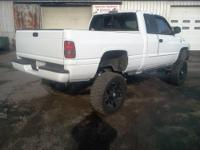 "truck has a 6""Fab tech suspension lift 2500.00 there"