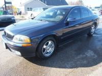 2001 Lincoln LS Sedan. 87K miles. great condition. well
