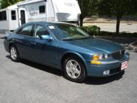 This Lincoln LS is extra clean, appears to be a