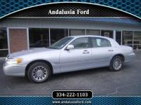 Another fantastic trade-in here at Andalusia Ford! Low