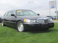 ONLY 33,692 Miles! Executive trim. Leather Interior,