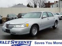 You can find this 2001 Lincoln Town Car Cartier and