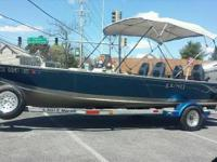 2001 Lund Alaskan Boat is located in