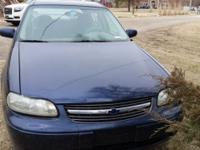 2001 Chevrolet Malibu LS,Odometer reads 175,000 miles