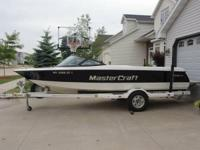 2001 MasterCraft 19 Skier Boat is located in
