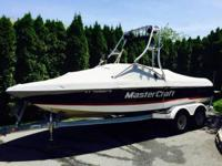 2001 MasterCraft X-Star Boat is located in West