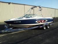 2001 Mastercraft X30  318 hours on the boat  Rebuilt