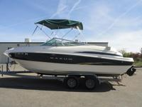 ......,2001 2300SR MAXUM OPEN BOW BOAT. IT IS A GREAT