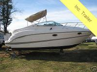 Constructed on a solid fiberglass modified-V hull, the