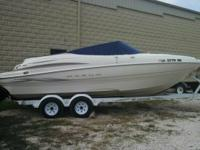 2001 Maxum Cabin Cruiser ~ TRADES CONSIDERED ALL of the