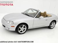 2D Convertible, CLEAN CARFAX!, LEATHER!, And ONLY 30000