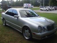 Options Included: N/AE55 AMG is a amazing car with