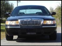 DESCRIPTION 2001 MERCURY GRAND MARQUIS GS 155,017