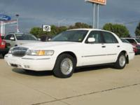 Options Included: N/A2001 Mercury Grand Marquis/ LS