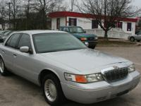 This Mercury Gr Marquis is available for purchase at