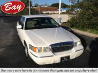 This 2001 Mercury Grand Marquis LS is offered to you
