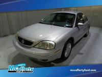 Grab a deal on this 2001 Mercury Sable GS before