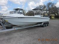Description Very Nice 31 CC This boat is a 2001 31 ft