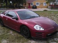 2001 Mitsubishi eclipse runs perfect, ice cold ac,