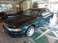 Options Included: A/C, Anti-Lock Brakes, AM-FM Stereo,