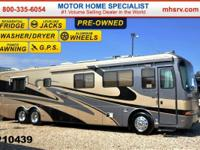 RV - Class A Preowned 5306 PSN . hitch automatic air
