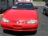 LOWERED PRICE!! Ready for summer??? So is this Monte
