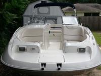 Watercraft Type: Energy. What Kind: Deck Boat. Year: