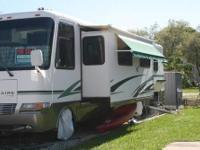 This coach is a 2001 Mt Aire, gas model # 3798. Non