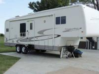 2001 Newmar Kountry Star 5th Wheel 2003 Newmar, Kountry