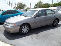 Options Included: N/A2001 NISSAN ALTIMA 4DR SE AUTO,