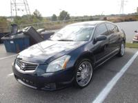 Maxima GLE, Carfax Certified, LOCAL TRADE, MUST SEE!,