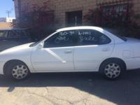 2001 Nissan Sentra for sale! Clean title, and nice