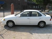 2001 Nissan Sentra $2650 with both Safety and emission