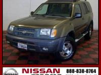 2001 Nissan Xterra SE 4 X 4 Hard to find . . . FUN!