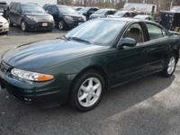 2001 Oldsmobile Alero 4dr Car GL2 Our Location is: