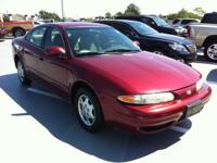 Options Included: N/A2001 Oldsmobile Alero GL1 with