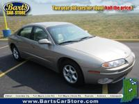 Options Included: Anti Theft, Anti-Lock Brakes,
