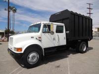 trailer brakes air brakes tow pkg 90% tire tread runs