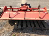 Tiller Implements Disc Tillers. 2001 Other Maschio