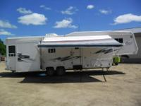 Type: Camping Type: 5th Wheel Stock # 5797  2001
