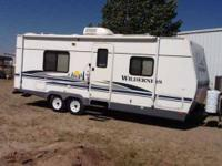 2001 Play-Mor Motorsport Toy Hauler This is a nice 2001