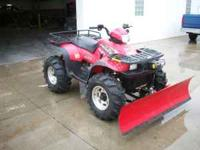 2001 Polaris Sportsman 500 H.O. ATV, 4X4, Automatic,