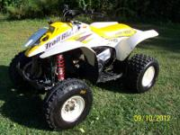 2001 Polaris TrailBlazer 250cc (2 stroke) 4 wheeler for