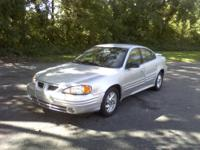 2001 Pontiac grand am se, automatic, runs and drives