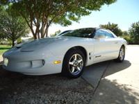2001 Pontiac Trans Am in outstanding condition, just