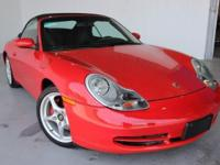 2001 Porsche 911 Carrera Coupe Our Location is: