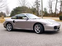 This mesmerizing 996 Twin Turbo comes in the extremely