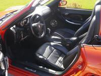 2001 Boxster S.67k miles. With the incredibly rare